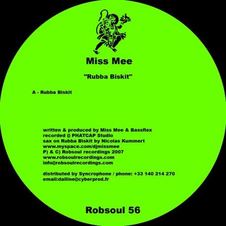 Miss Mee - Rubba Biskit (vinyl)