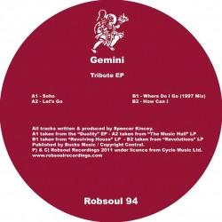Gemini - Tribute EP (vinyl)