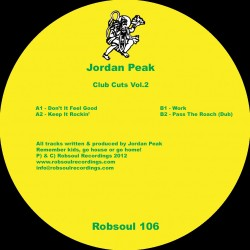 Jordan Peak - Club Cuts Vol.2