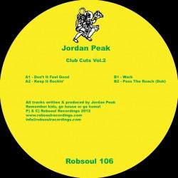 Jordan Peak - Club Cuts Vol.2