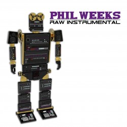 Phil Weeks - Raw Instrumental 2xLP (Vinyl)
