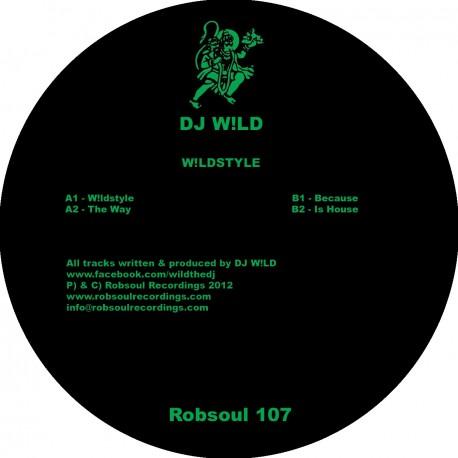 DJ W!LD - W!LDSTYLE EP