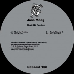 Joss Moog - That Old Feeling EP
