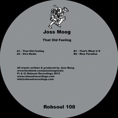 Joss Moog - Toi & Moi EP