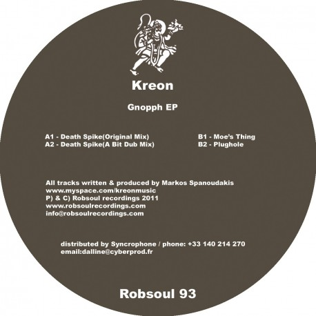 Kreon - Gnopph EP