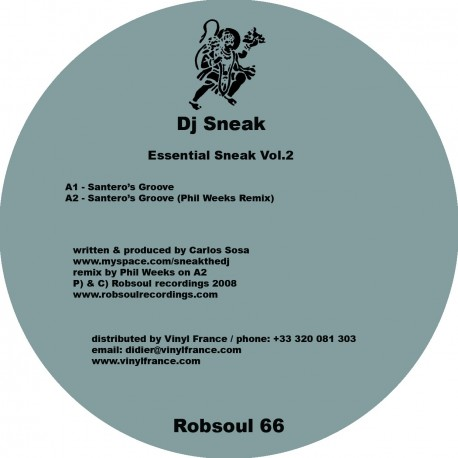 Dj Sneak - Essential Sneak Vol.2
