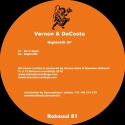 Vernon & DaCosta - Nightshift EP
