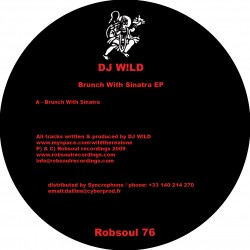 Dj W!ld - Brunch With Sinatra EP