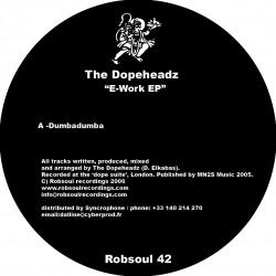 The Dopeheadz - E-Wok EP