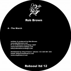 Rob Brown/Chris Simmonds - Sampler