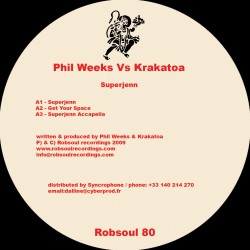 Phil Weeks vs Krakatoa