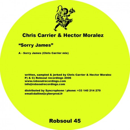 Chris Carrier & Hector Moralez - Sorry James