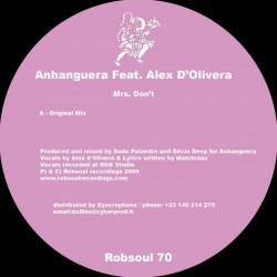 Anhanguera Feat.Alex D'Olivera - Mrs.Don't