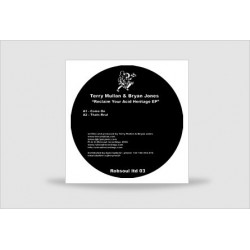 Terry Mullan & Bryan Jones - Reclaim Your Acid Heritage EP
