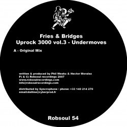 Fries & Bridges - Uprock 3000 Vol.3