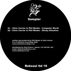 Chris Carrier - Phil Weeks - Cyril K - Sampler