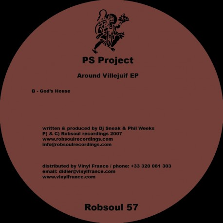 PS Project - Around Villejuif EP