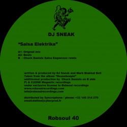 DJ Sneak - Salsa Elektrika