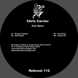 Chris Carrier - Zulu Spins EP