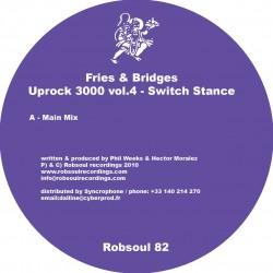 Fries & Bridges - Uprock 3000 Vol.4 - Switch Stance