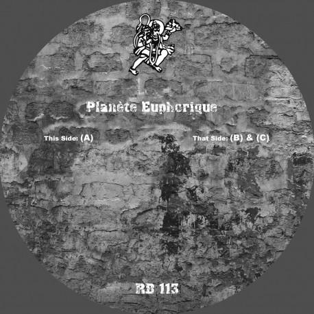 Chris Carrier - Planete Euphorique