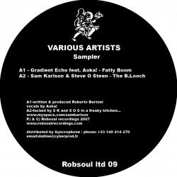 Various Artists - Sampler