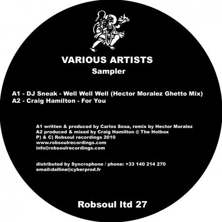 Various Artists - Sampler