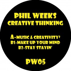 Phil Weeks - Creative Thinking