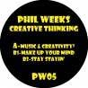 Phil Weeks - Creative Thinking