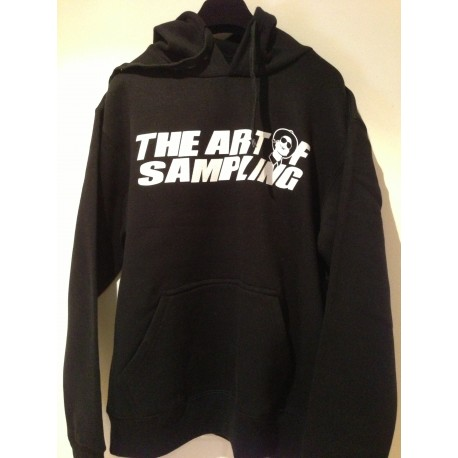 The Art Of Sampling Black Hoody