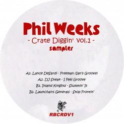 Phil Weeks - Crate Diggin' Vol.1