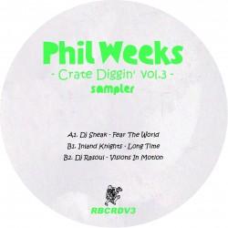 Phil Weeks - Crate Diggin' Vol.3