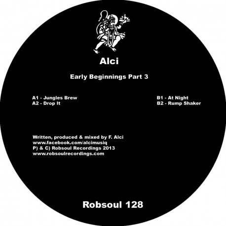 Alci - Earling Beginnings Part 3
