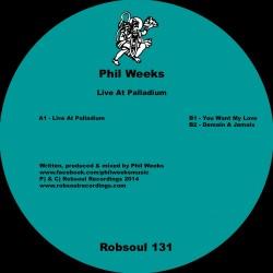Phil Weeks - Live At Palladium