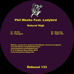 Phil Weeks Feat. Ladybird - Natural High