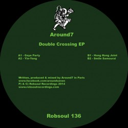 Around7 - Double Crossing EP (Test Pressing)