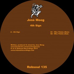 Joss Moog - 4th Sign