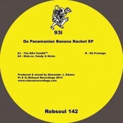 93I - Da Panamanian Banana Racket EP (Test Pressing)