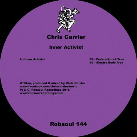 Chris Carrier - Inner Activist