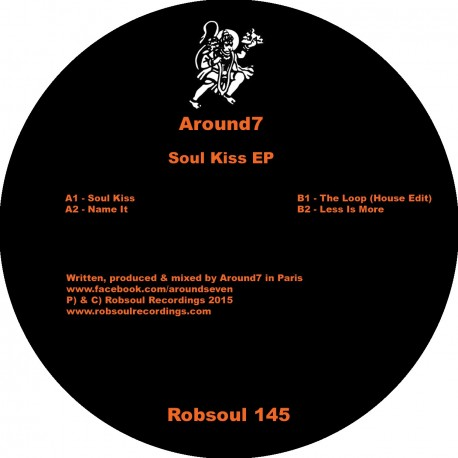Around7 - Soul Kiss Ep