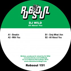 DJ W!ld - All About You