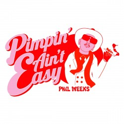 Phil Weeks - Pimpin' Ain't Easy (3xLP)