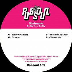 Minimono - Buddy Now Buddy