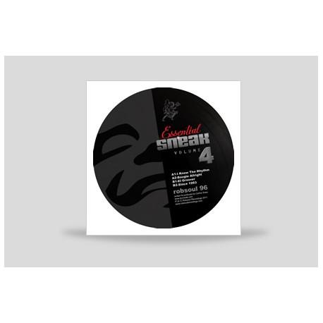 DJ Sneak - Essential Sneak Vol. 4