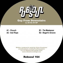 Guy From Downstairs - La Di Da Di EP  (Test Pressing)