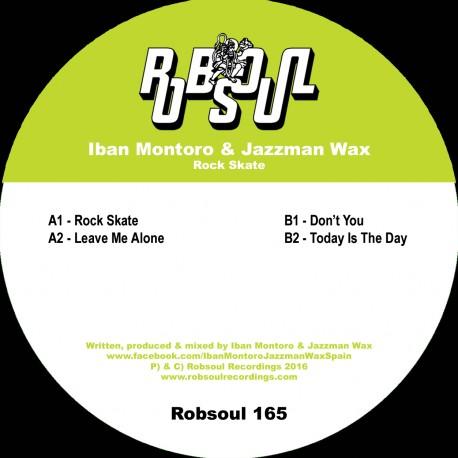 Iban Montoro & Jazzman Wax - Rock Skate