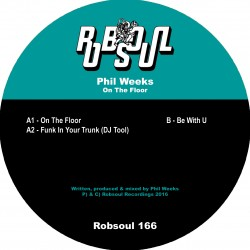 Phil Weeks - On The Floor (Advance Copies)