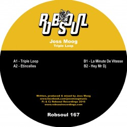 Joss Moog - Triple Loop