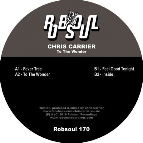 Chris Carrier - To The Wonder