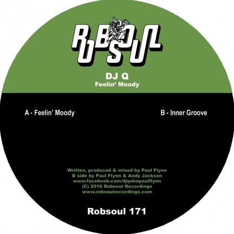 DJ Q - Feeling' Moody